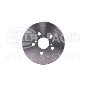 Bremstrommel Art. Nr. 8DT 355 301-321 120,00€