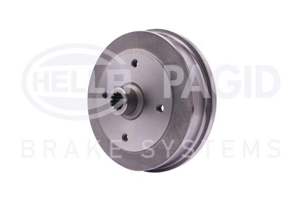 Bremstrommel HELLA 8DT 355 301-671 Bewertung
