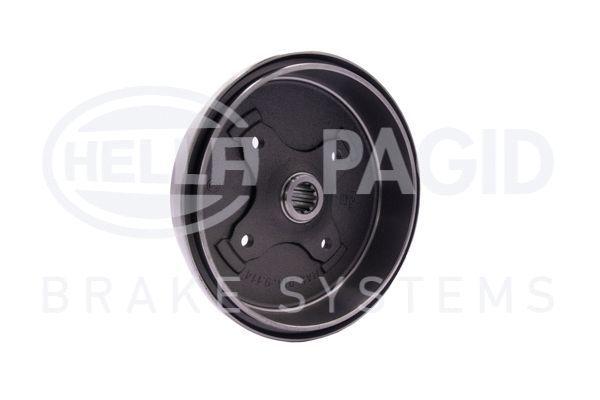 Bremstrommeln HELLA 8DT355301-671 Erfahrung
