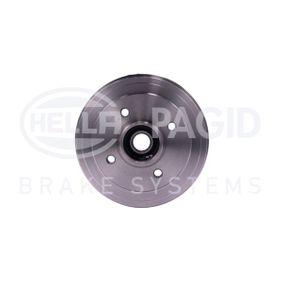 Bremstrommel Trommel-Ø: 180,2mm, Br.Tr.Durchmesser außen: 208mm mit OEM-Nummer 7700783030