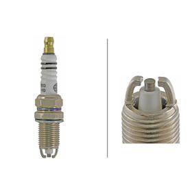 Spark Plug Electrode Gap: 0,9mm with OEM Number 12129064619