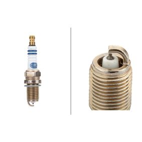Spark Plug Electrode Gap: 1,0mm with OEM Number 22401 50Y05