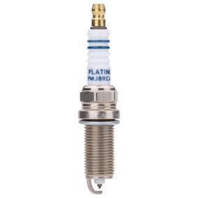 Запалителна свещ разст. м-ду електродите: 1,0мм с ОЕМ-номер MN 128 362