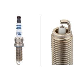 Spark Plug Electrode Gap: 1,1mm with OEM Number 22401 1HC1B