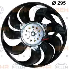 Kühlerlüfter mit OEM-Nummer 1K0 959 455 AP