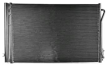 HELLA  8FC 351 302-614 Kondensator, Klimaanlage