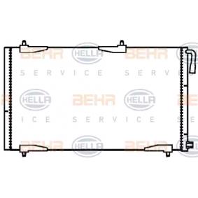 Kondensator, Klimaanlage Art. Nr. 8FC 351 304-504 120,00€