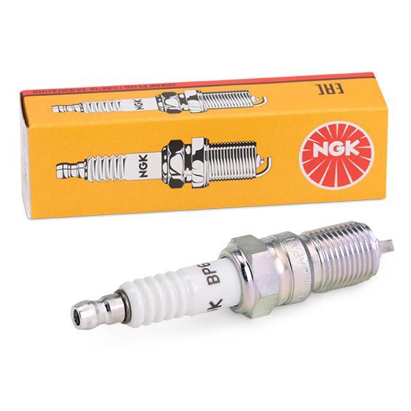 Bougies 3812 NGK BP6EFS van originele kwaliteit