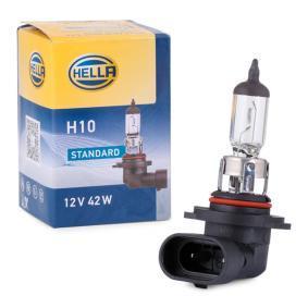 Bulb, fog light H10, 42W, 12V 8GH 009 063-121
