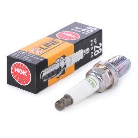 NGK Spark Plug 4856 with OEM Number 9GYSSR