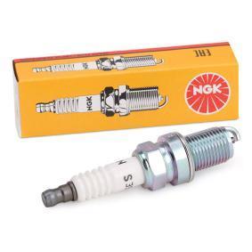 NGK запалителна свещ (4930) за с ОЕМ-номер A0031591603