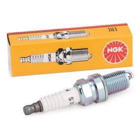NGK Spark Plug 4930 with OEM Number 0031591603
