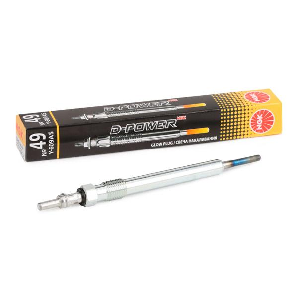 Glow Plugs 5849 NGK Y609AS original quality