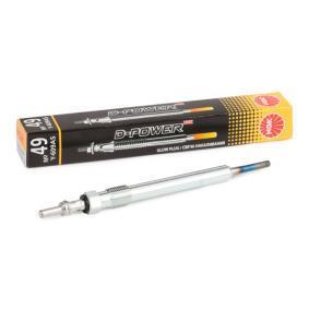 Glühkerze Länge über Alles: 127,7mm, Gewindemaß: M10 x 1,0 mit OEM-Nummer 059 963 319 E