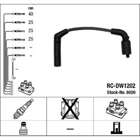 NGK  6020 Ignition Cable Kit