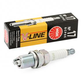 NGK Spark Plug 6237 with OEM Number 0031591603
