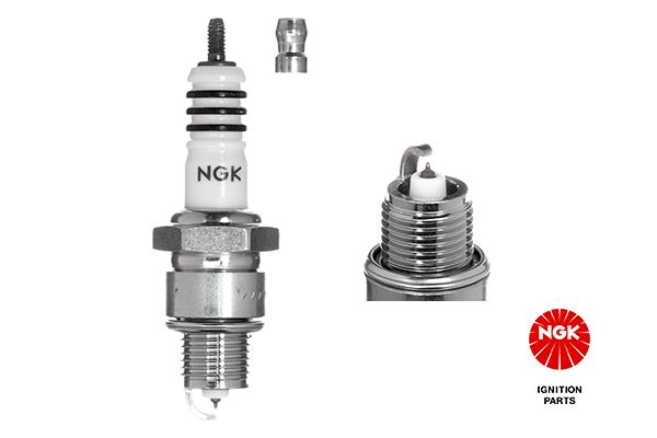 Spark Plug 6742 NGK BPR8HIX original quality