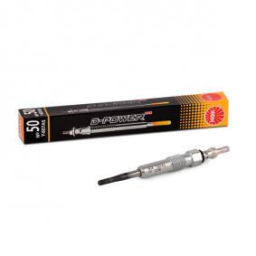 Glow Plug Total Length: 101,0mm, Thread Size: M10 x 1,0 with OEM Number N10591602