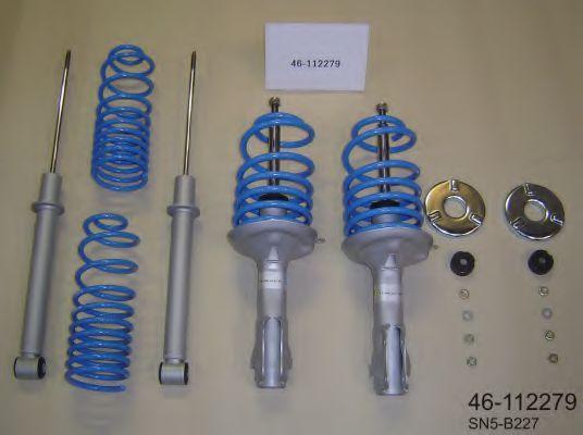 BILSTEIN - B10 Power Kit 46-112279 Stoßdämpfer Komplettsatz mit Federn