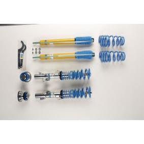 2010 Mazda 3 BL 2.0 (BLEFP) Suspension Kit, coil springs / shock absorbers 47-121225