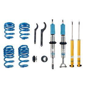 Fahrwerkssatz VW PASSAT Variant (3B6) 1.9 TDI 130 PS ab 11.2000 BILSTEIN Fahrwerkssatz, Stoßdämpfer (47-124806) für