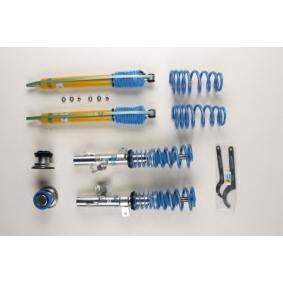 2012 Mazda 3 BL 2.0 (BLEFP) Suspension Kit, coil springs / shock absorbers 48-121262