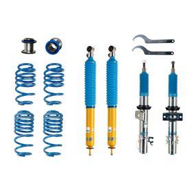 Kit de suspensión, muelles / amortiguadores 48-168229 Ibiza 4 ST (6J8, 6P8) 1.4 TSI ac 2021
