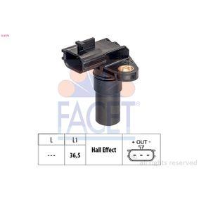 Sensor, RPM 9.0775 PUNTO (188) 1.2 16V 80 MY 2000