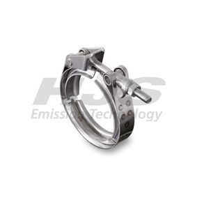 Pipe Connector, exhaust system 90 60 5195 PUNTO (188) 1.2 16V 80 MY 2006
