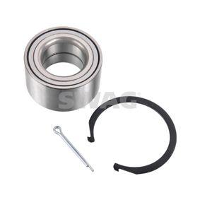 Wheel Bearing Kit Ø: 70,0mm, Inner Diameter: 38,0mm with OEM Number 51718-29100
