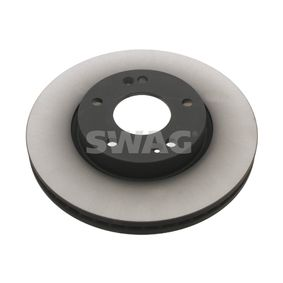 Brake Disc Brake Disc Thickness: 26mm, Ø: 280,0mm with OEM Number 517 123 K010