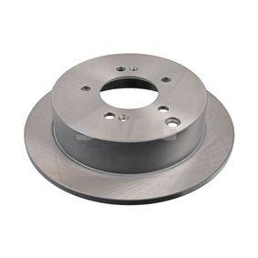 Bremsscheibe Bremsscheibendicke: 10,4mm, Ø: 284,0mm mit OEM-Nummer 584113A300