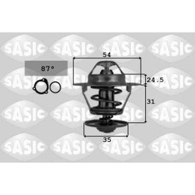 Thermostat, coolant with OEM Number 068.121.113