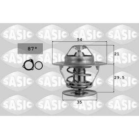 Thermostat, Kühlmittel mit OEM-Nummer 6176366