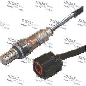 Lambdasonde Kabellänge: 300mm mit OEM-Nummer 39210-23950