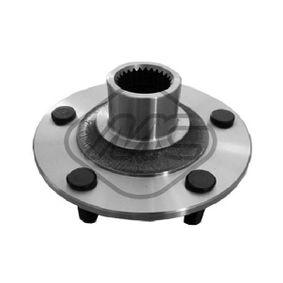 Cubo de rueda Núm. dientes: 27 con OEM número 1S7W-1104-AA