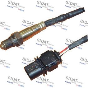Lambda Sensor Cable Length: 570mm with OEM Number 03G906262A