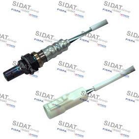 Lambdasonde Kabellänge: 290mm mit OEM-Nummer YS6A 9F472 AC