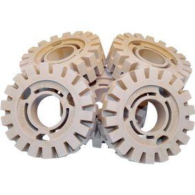 HAZET Sticker Residue Removal Set, multi-grinder 9033-6-01/5