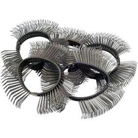 Banda de cepillos, cinta abrasiva