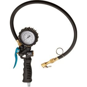 HAZET Compressed Air Tyre Gauge / -Filler 9041-2