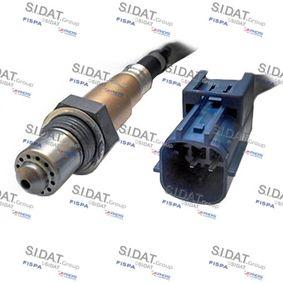 Lambdasonde Kabellänge: 400mm mit OEM-Nummer 226A08J001