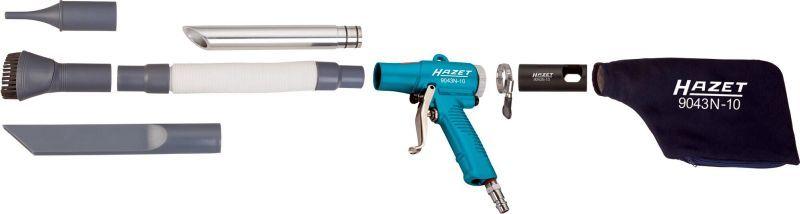 HAZET  9043N-10 Pistola de ar comprimido