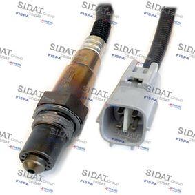 Lambdasonde Kabellänge: 520mm mit OEM-Nummer 1588A005