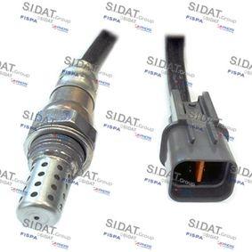 Lambdasonde Kabellänge: 420mm mit OEM-Nummer 39210 2B320