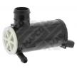 Windscreen washer pump MAPCO 10474908