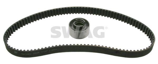 SWAG  91 92 6905 Juego de correas dentadas Long.: 856mm, Ancho: 22,0mm