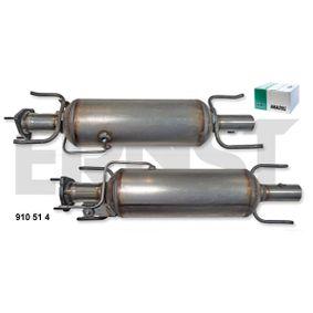 Ruß- / Partikelfilter, Abgasanlage mit OEM-Nummer 51 831 548