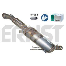 Ruß- / Partikelfilter, Abgasanlage 910521 CRAFTER 30-50 Kasten (2E_) 2.5 TDI Bj 2011