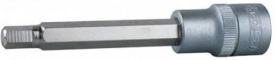mod/èle long KS Tools 911.1963-E Cl/é /à douille 1//2 type allen 13 mm
